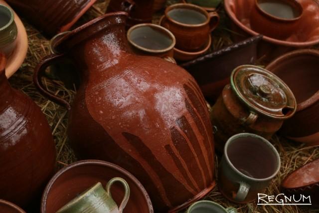 Ижорская керамика