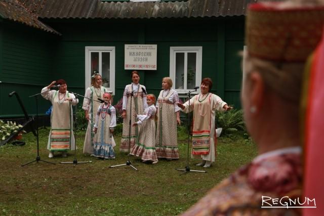Фольклорный ансамбль «Вистинские соловьи»