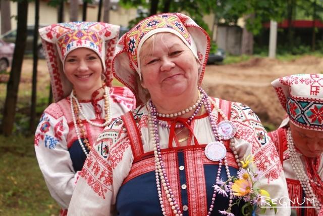 Ижоры Ленобласти собрали на праздник всю финно-угорскую семью