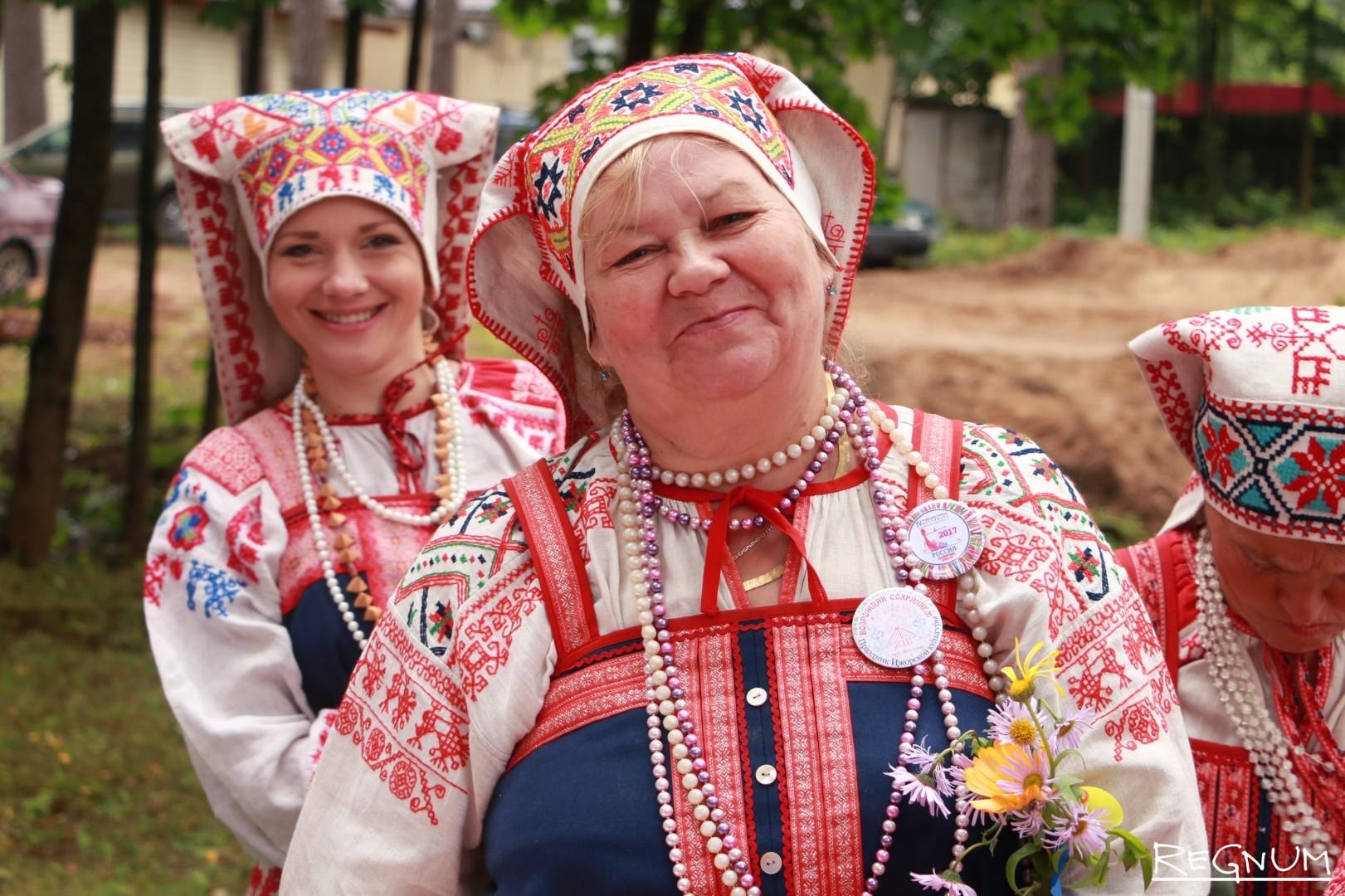 Праздник ижорской культуры в Вистино