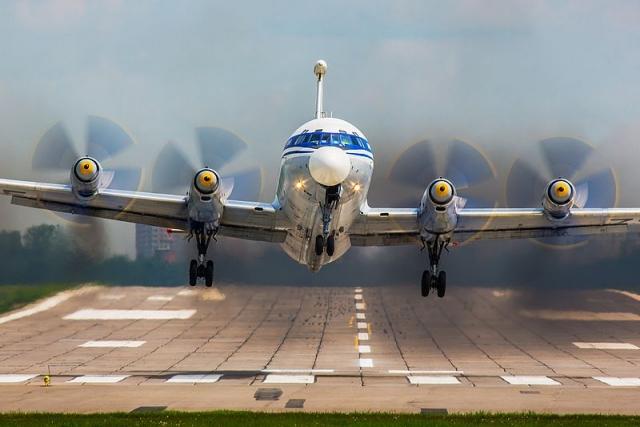 В России разрабатывают самолет, способный «глушить» спутники