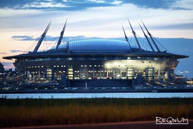 На петербургском полуфинале ЧМ ожидается 20 тысяч иностранных фанов