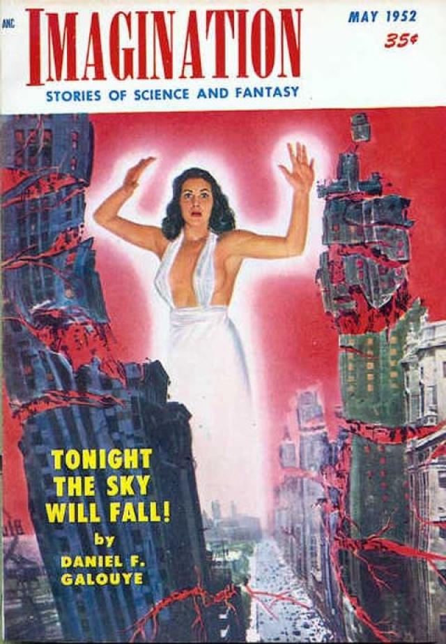 Первый рассказ Шекли «Последний экзамен» был опубликован в мае 1952 года в журнале Imagination