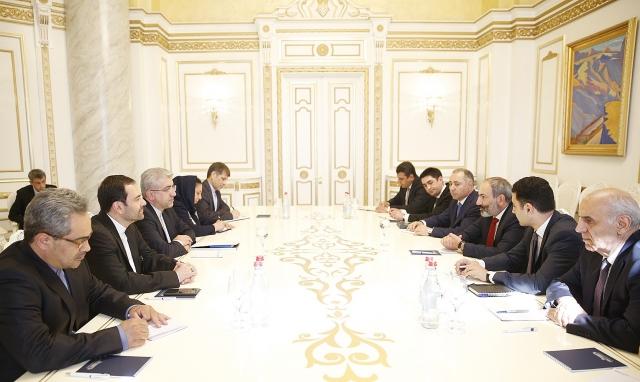 Армяно-иранские переговоры
