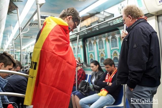 Пережившему бразильцев Петербургу скучно с бельгийцами и французами