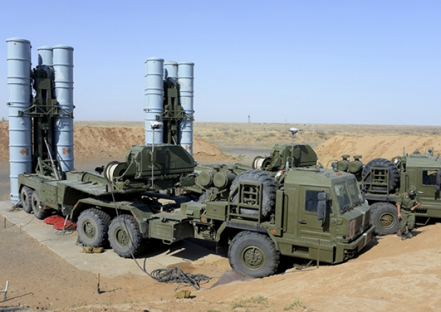 Глава МИД Турции объяснил покупку российских ЗРК С-400