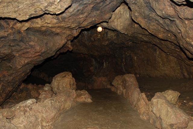 В Крыму нашли уникальную карстовую пещеру