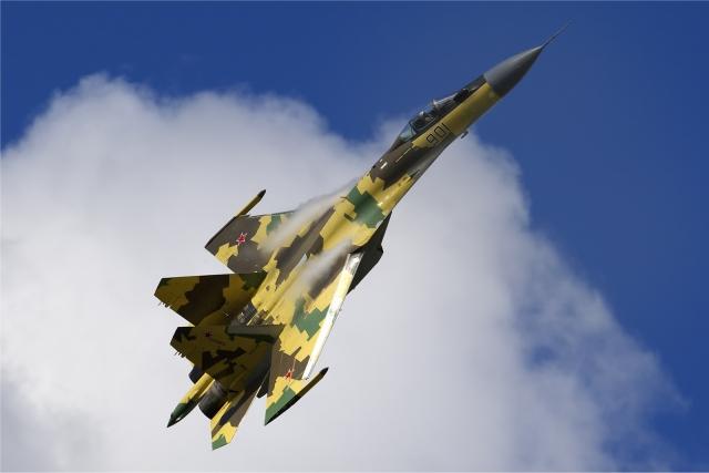 Целью переговоров с Пакистаном по Су-35 может быть давление на Индию