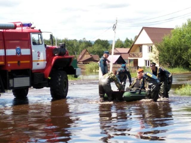 В Забайкалье подтоплено около 250 домов