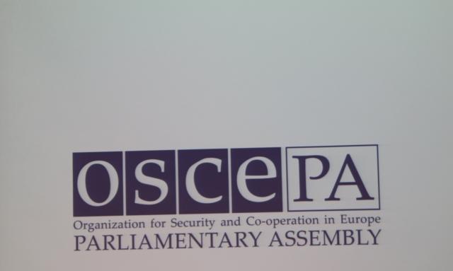 Российская делегация покинула заседание ПА ОБСЕ