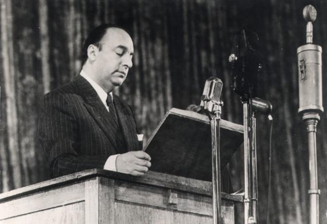 Пабло Неруда  в СССР