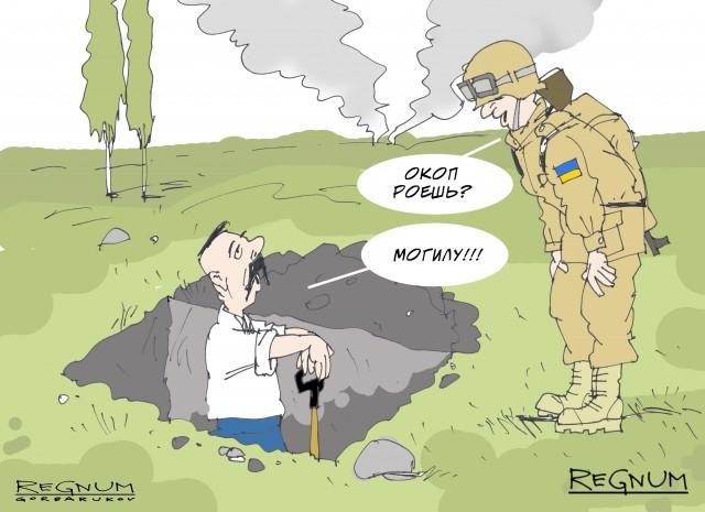 Конституция правящего украинского этнического национализма. Документ