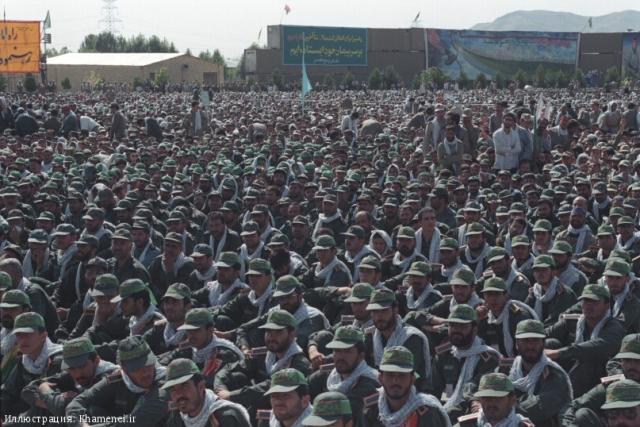 Корпус Стражей Исламской революции
