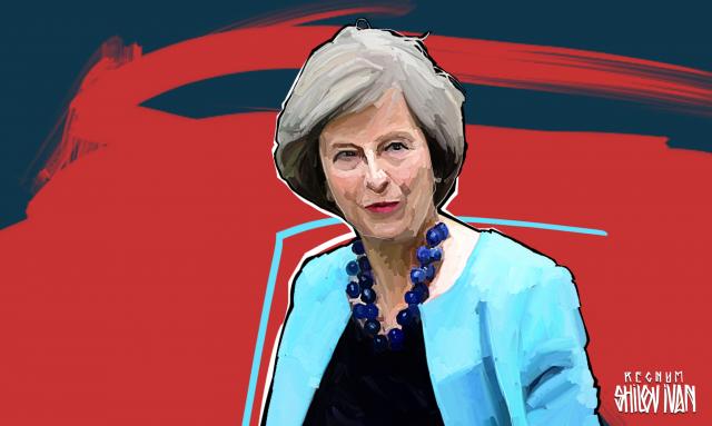Мэй: после Brexit Великобритания будет дружить с США