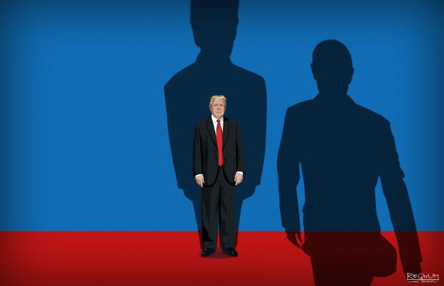 «Завербованный» Трамп, или У кого на кого больше компромата