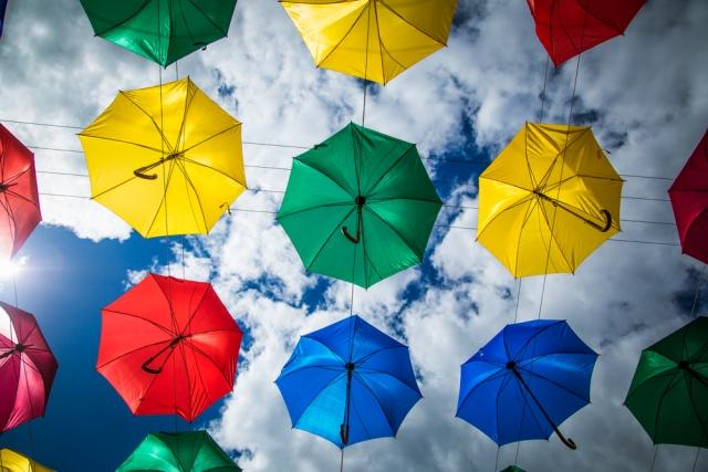 «Аллея парящих зонтиков» снова появится в Петербурге?