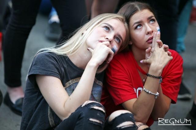 В Госдуме объяснили призыв ФИФА меньше показывать красавиц на ЧМ