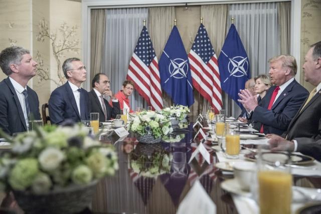 «Для Трампа НАТО — такой же инструмент, каким был для Сталина Коминтерн»