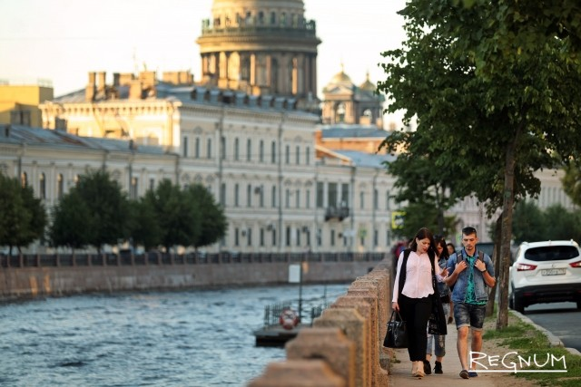 В Петербурге попытаются очистить водоемы для купания