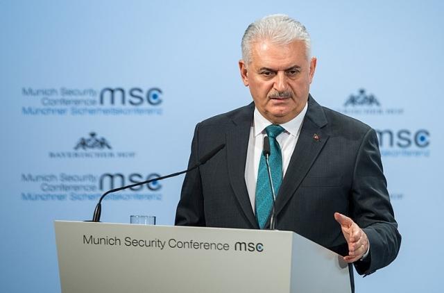Бывший глава правительства Турции стал спикером парламента