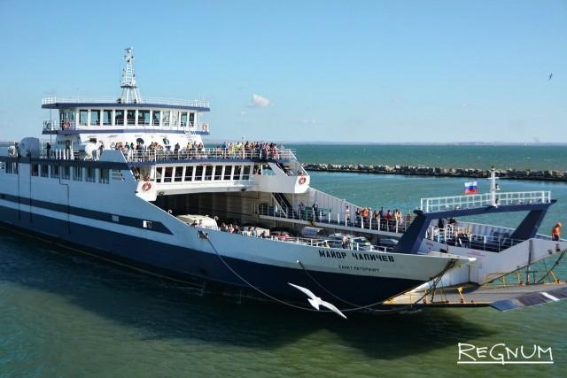 «Крымские морские порты» обновят свой флот за счёт утилизации