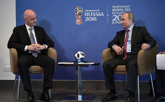 ФИФА: на ЧМ-2018 нарушений антидопинговых правил не зафиксировано