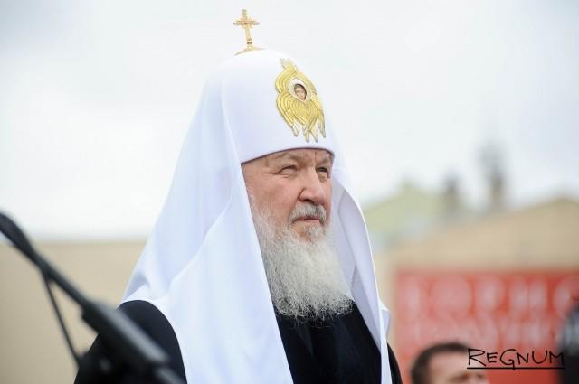 Патриарх Кирилл проведёт в Екатеринбурге заседание Священного синода