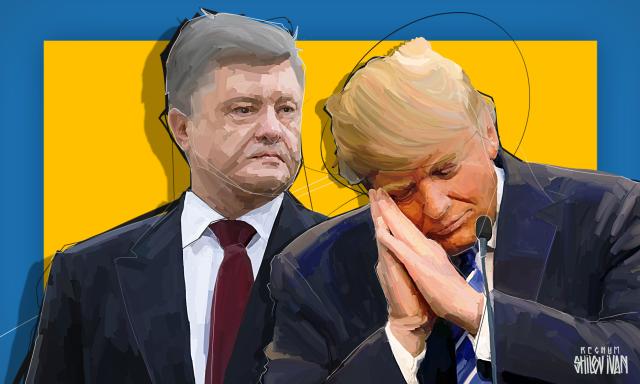 США не собираются делать ставку на президента Порошенко — эксперт