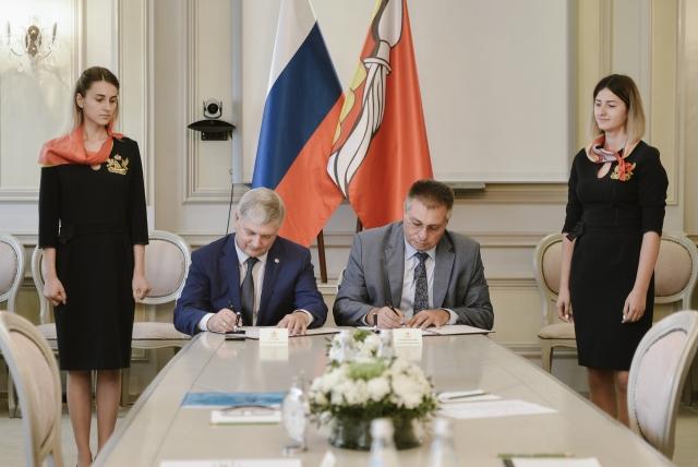 ФАС и Воронежская область договорились о сотрудничестве