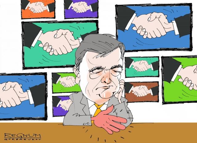 Порошенко заявил, что Россия не заблокирует вступление Украины в НАТО