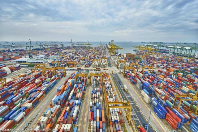 Экспорт Китая