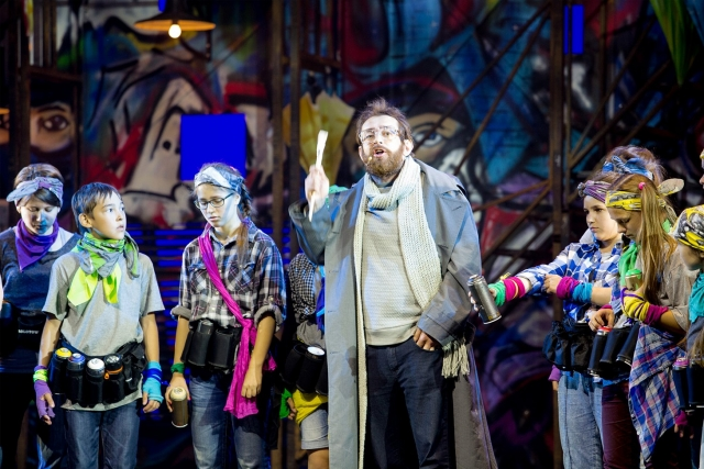 Фестиваль-слет театральных студий Константина Хабенского пройдет в Перми