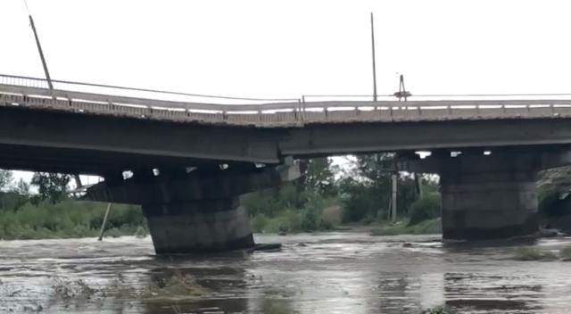 По Забайкальскому краю вновь передали штормовое предупреждение
