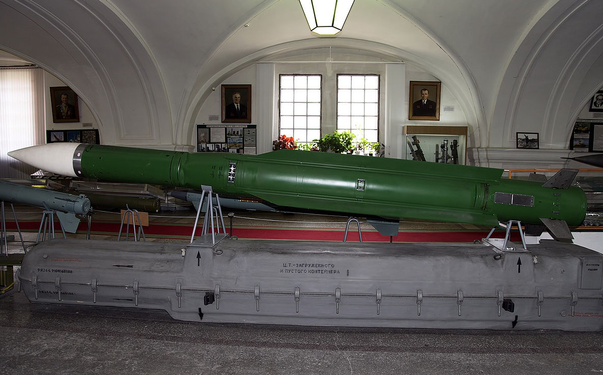 Зенитная ракета 9М38 зенитно-ракетного комплекса «Бук»