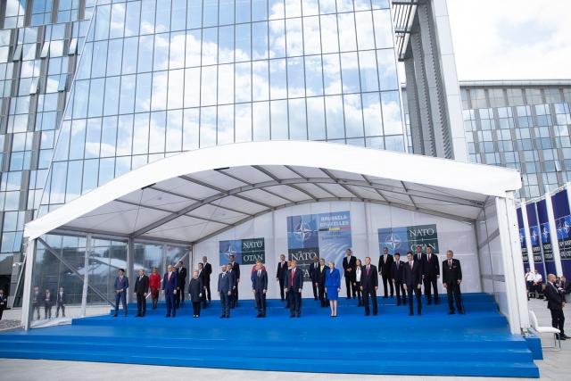 Саммит стран блока НАТО. 11.07.2018