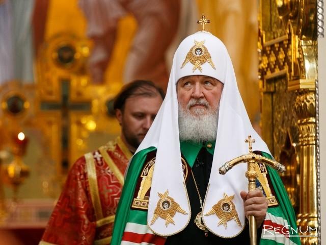 Патриарх Кирилл в Екатеринбурге: фоторепортаж