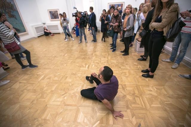Искусство должно быть везде: подмостки «Точки доступа» в Санкт-Петербурге