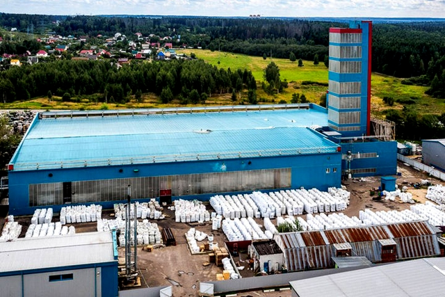 Завод по переработке пластмасс «ПЛАРУС»