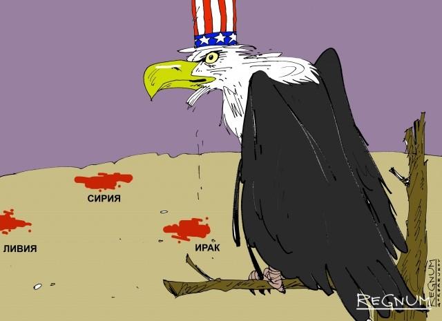 Лавров: США «ловят рыбу в мутной воде» Ближнего Востока