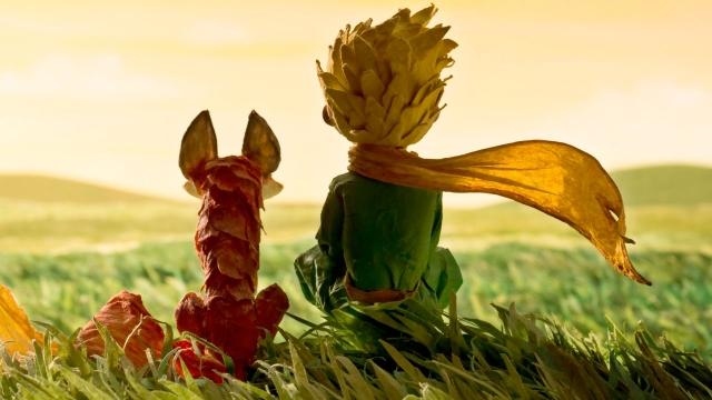 В Китае «Маленького принца» Экзюпери «оживили» при помощи оригами