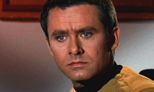 Скончался актер сериала «Star Trek» Роджер Перри