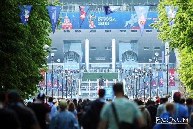 Дворкович рассказал о главном наследии чемпионата мира по футболу 2018 года