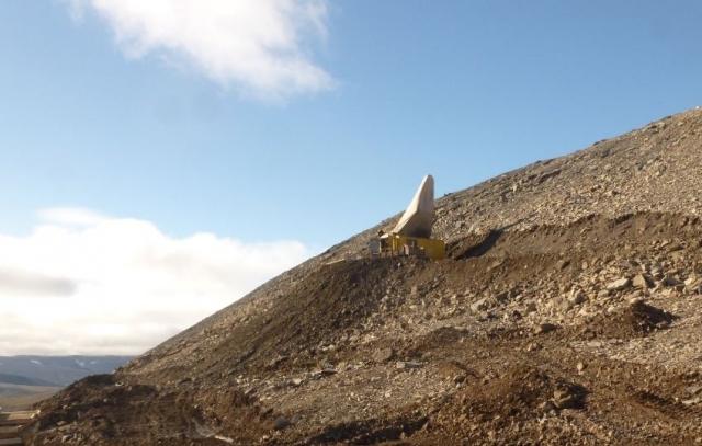 Самый северный рудник в мире готовится к разработке