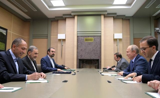 Российско-иранские переговоры