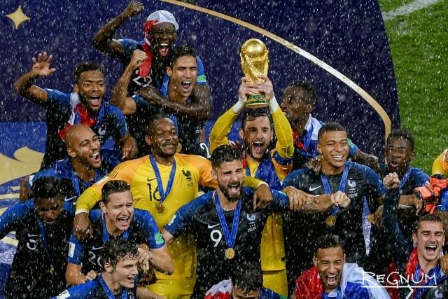 Франция нокаутировала Хорватию в финале чемпионата мира — 4:2