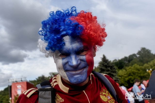 Почти 2 млн болельщиков посетили фан-зону ЧМ-2018 в Москве
