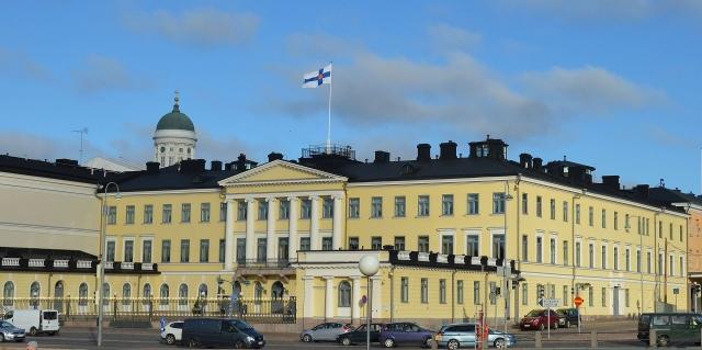 Президентский дворец (Гельсингфорс)ю Хельсинки