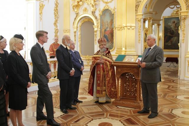 «Мы один народ и одна страна» — Полтавченко о 100-летии гибели Романовых