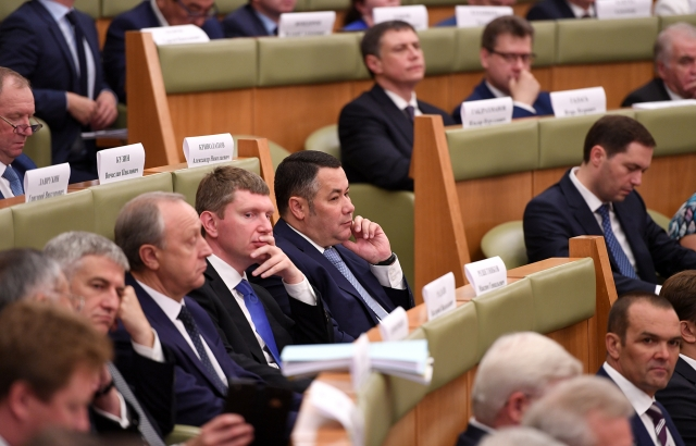 Руденя поддержал решение Минфина РФ о налоговых компенсациях регионам