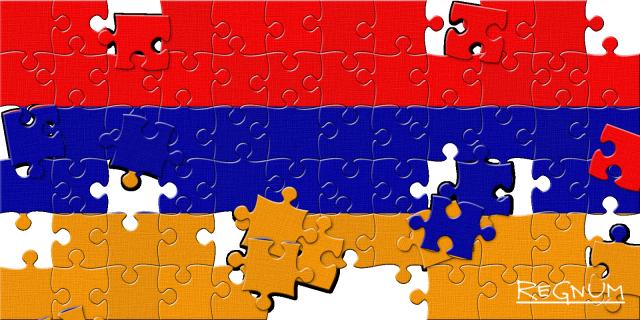 Армения в зоне «очевидного и невероятного»